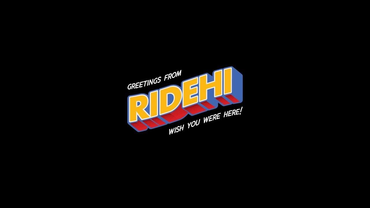 RideHi - Wish You Were Here! - DIG BMX