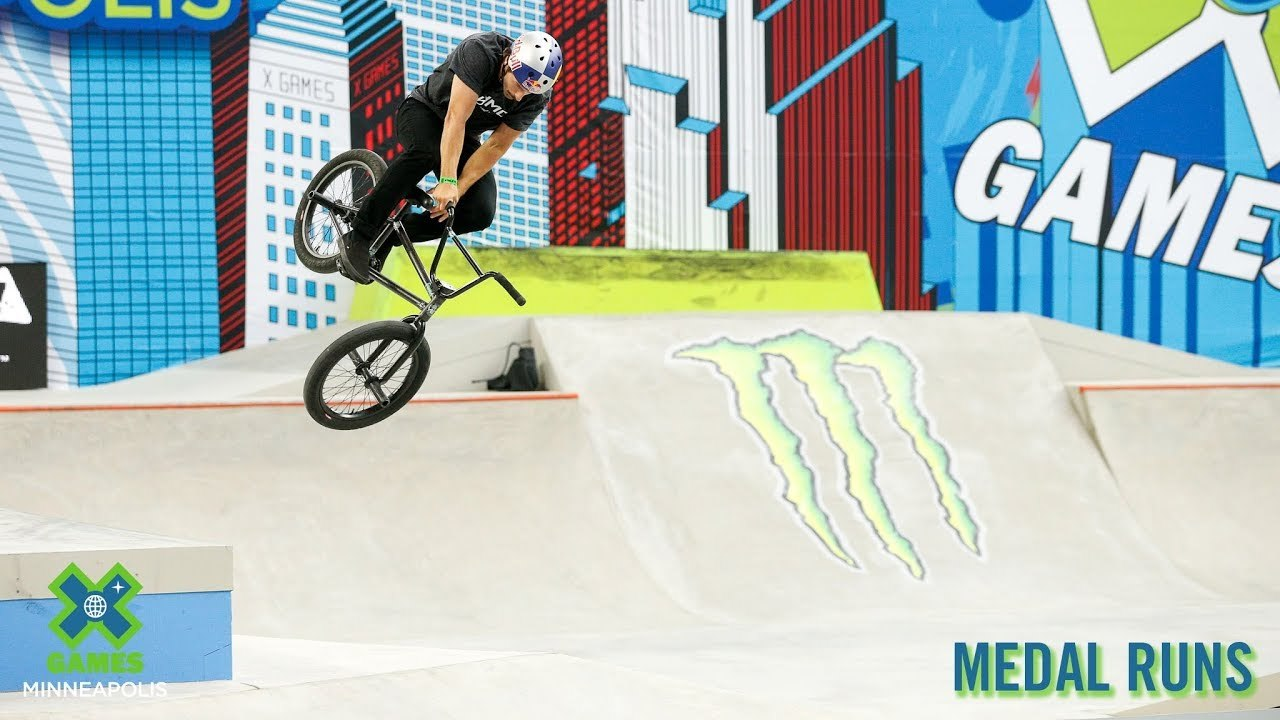 MEDAL RUNS: BMX Street - X Games Minneapolis 2019 - DIG BMX
