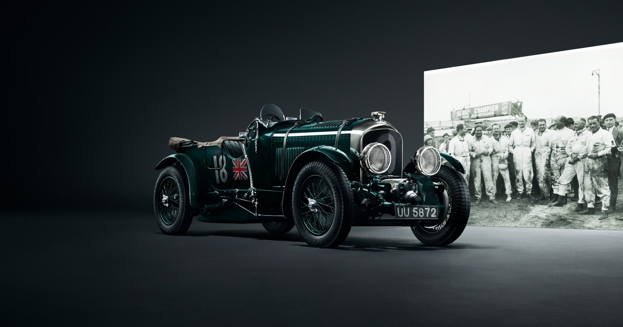 ancienne bentley