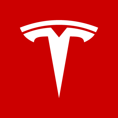 Logo de l'entreprise Tesla Elon Musk