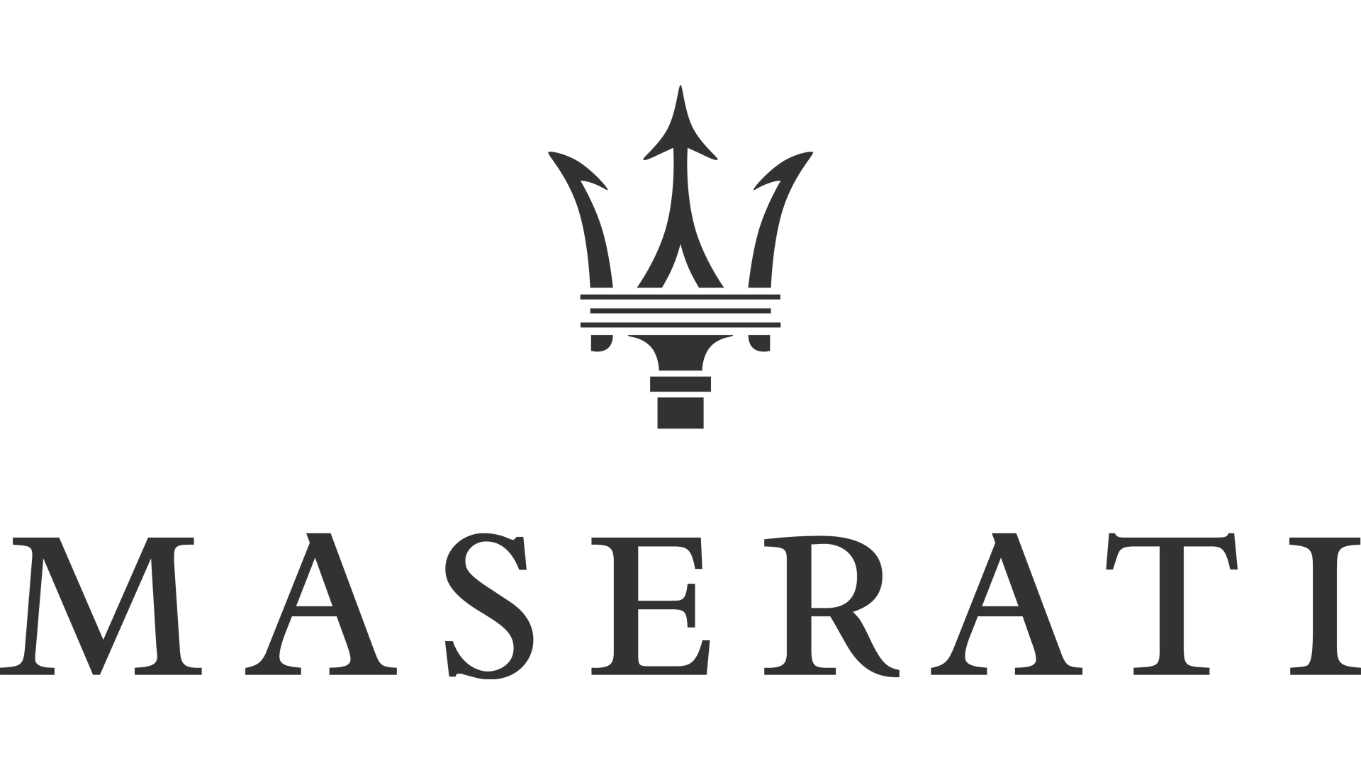 Logo Maserati 1