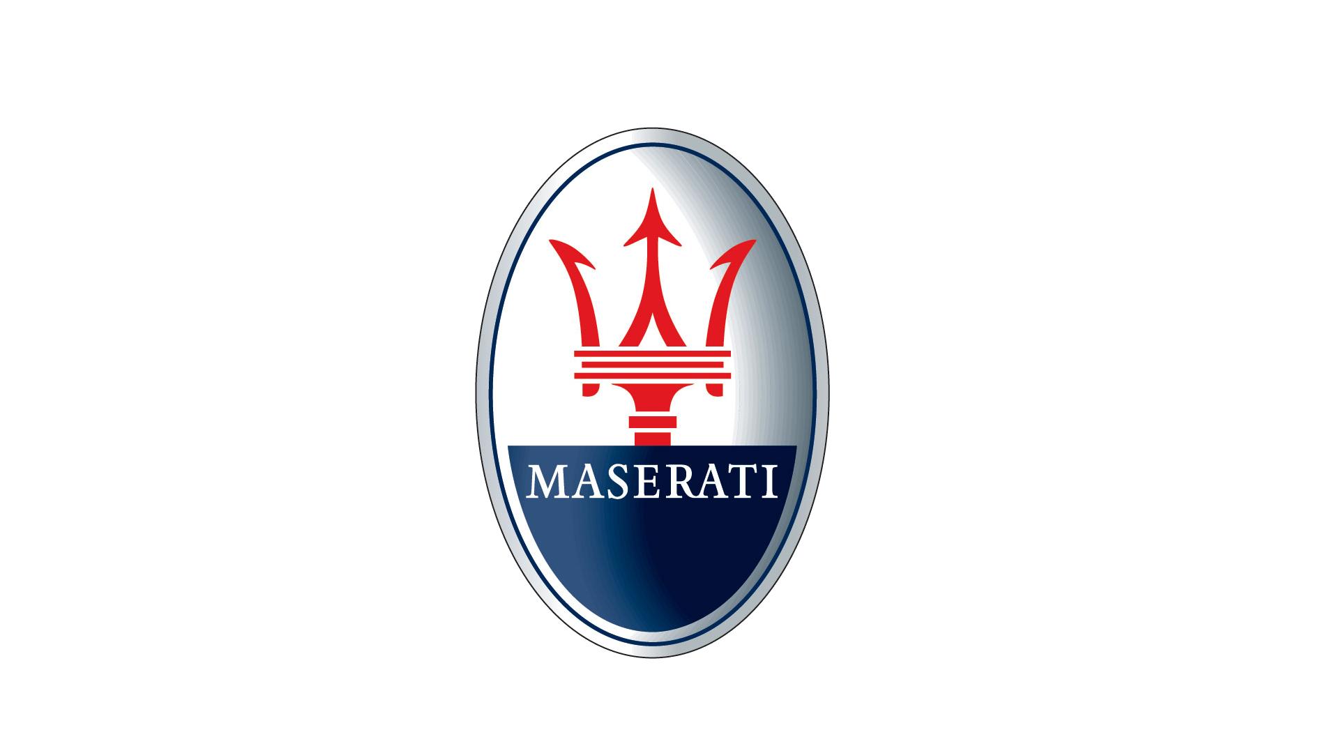 Logo Maserati 2