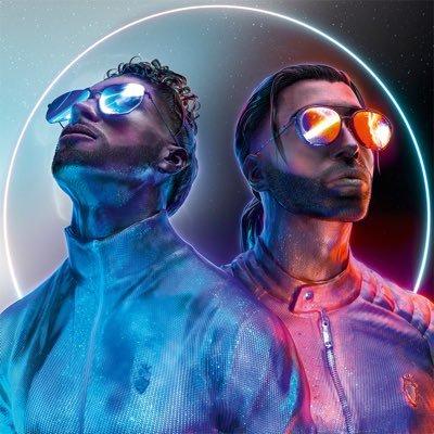 Photo de profil Facebook PNL sortie de l'album Deux frères