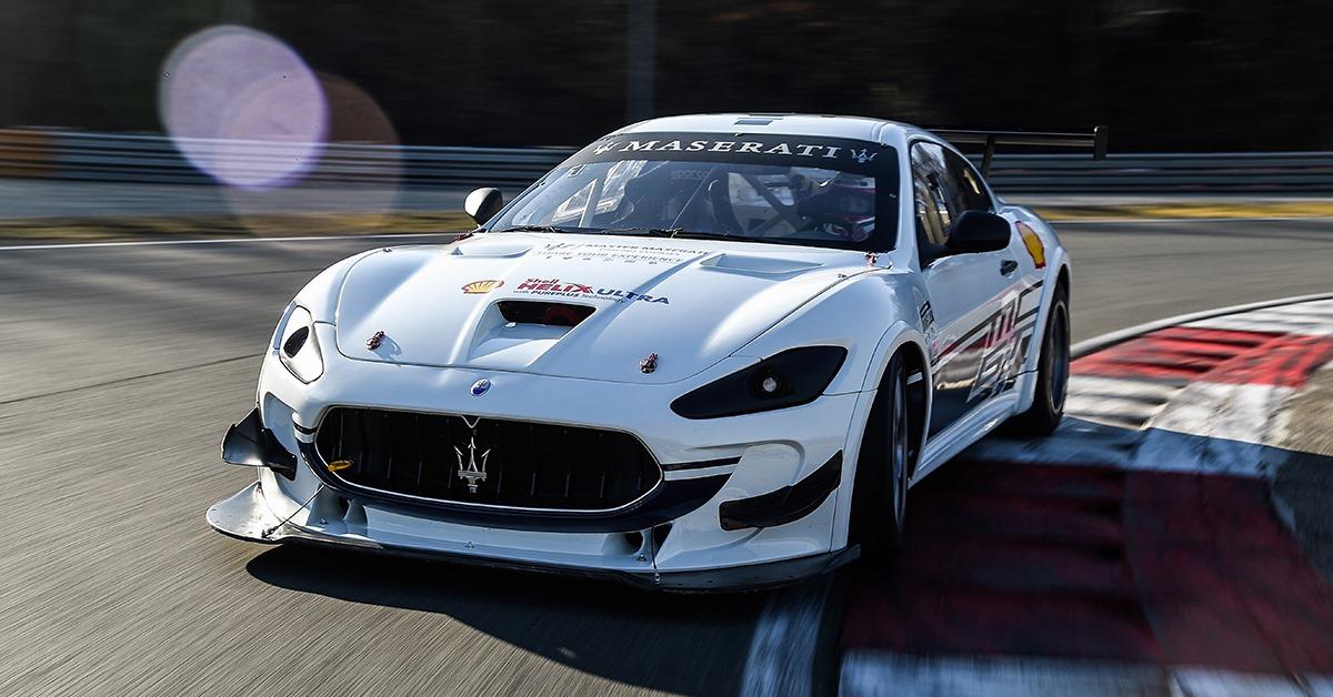 Maserati circuit