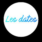 Les dates