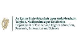 Dept of Further Education Logo