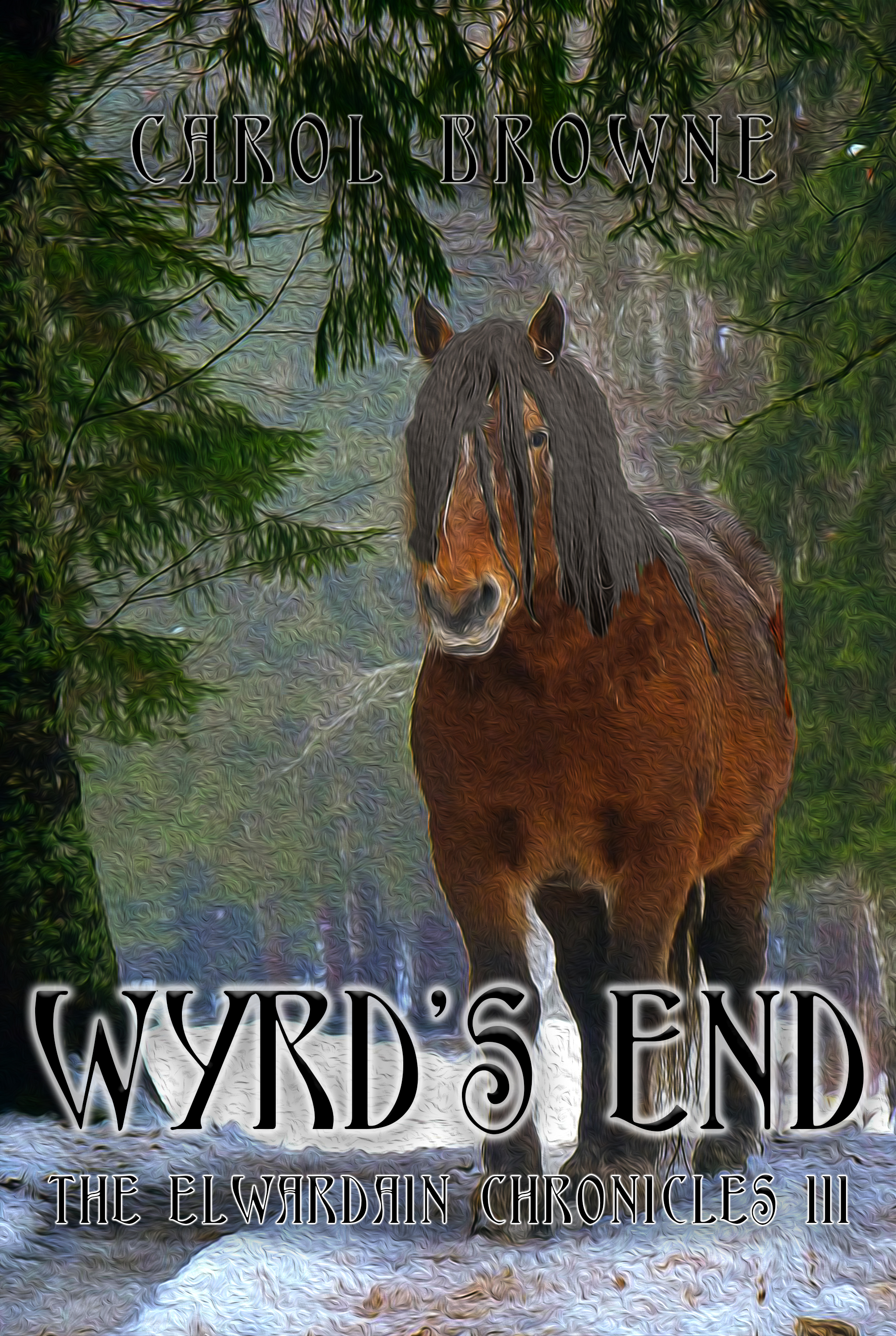 Wyrd's End by Carol Browne