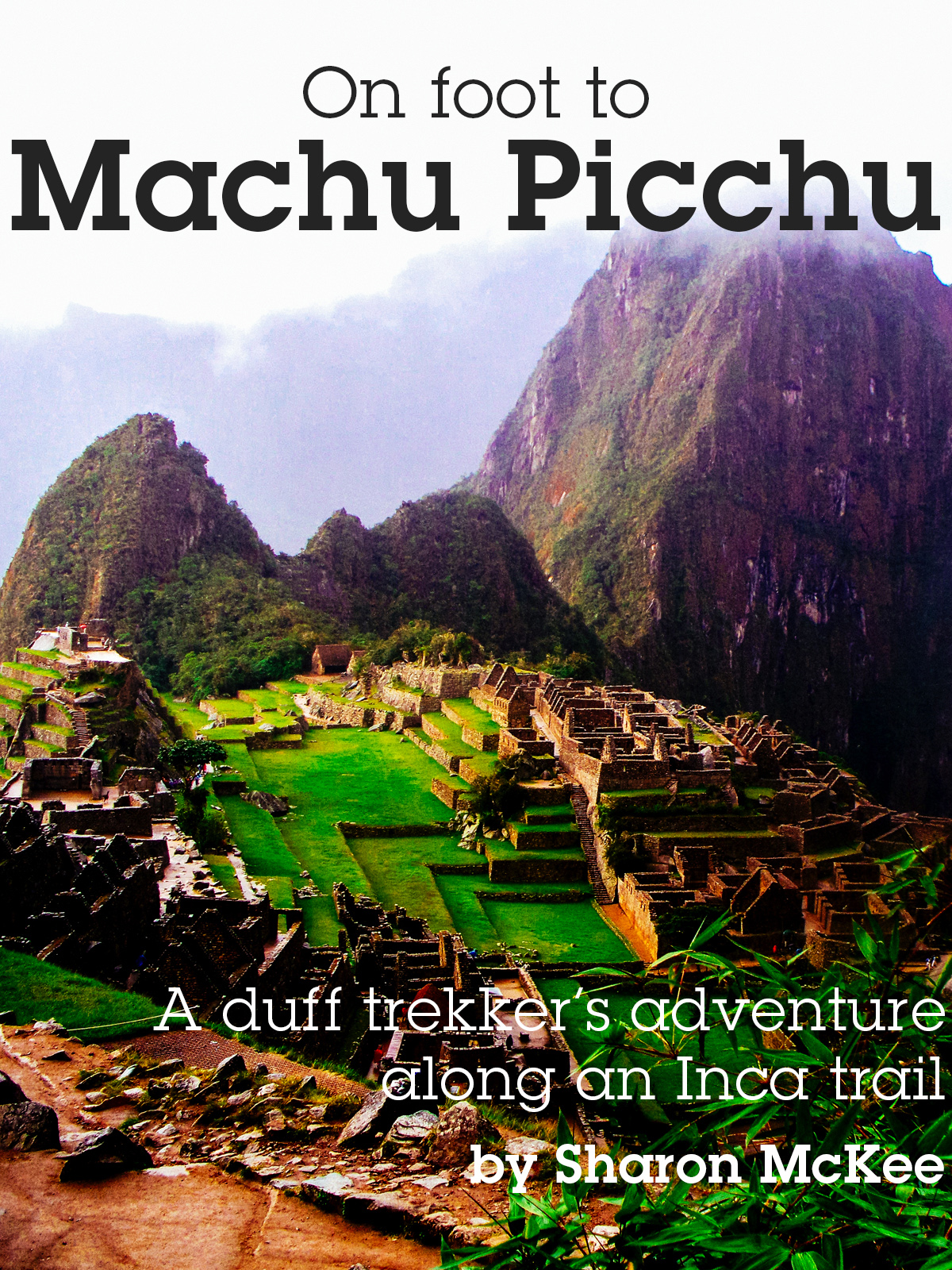 On Foot to Machu Picchu