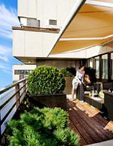 Dachterrasse - Foto 2 von  KÖ KLINIK auf DocInsider.de