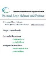- Foto 1 von Dr. med. Uwe Heinen M.Sc. auf DocInsider.de