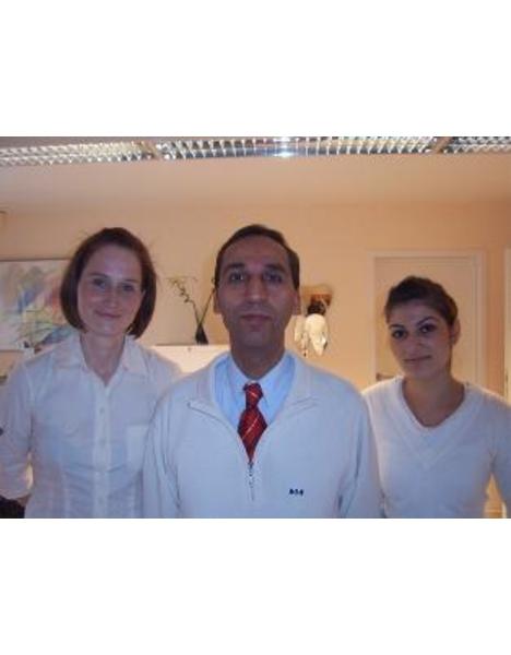 Dr. med. dent. Ali Reza Karimpour