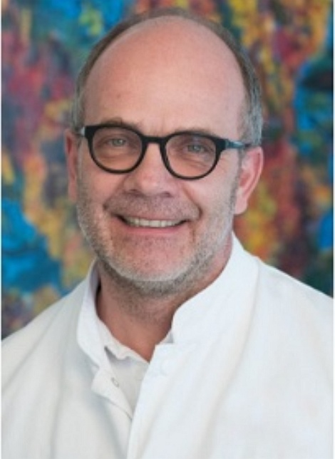 Diplomierter Arzt Uwe Richter