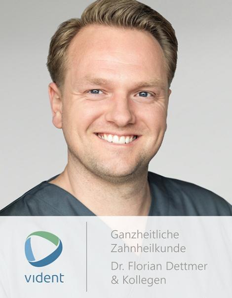 Dr. med. dent. Florian Dettmer