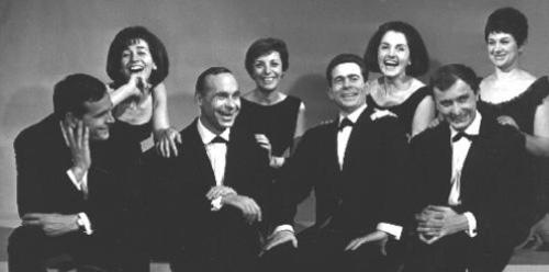 history swingle singers
