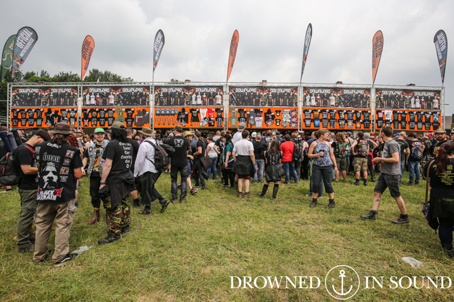In Photos: Download Festival 2016 / In Depth // Drowned In Sound