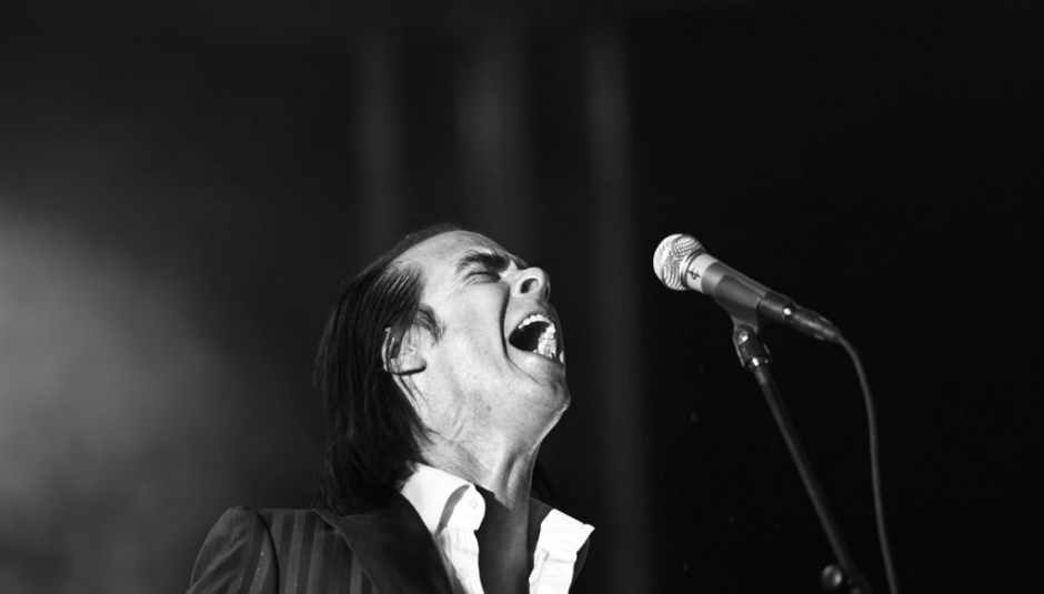 Someone Has To Sing The Pain: Nick Cave And The Bad Seeds