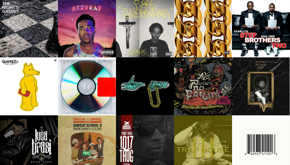 Champion Sound: Top 10 Rap Albums of 2013 + 50 Song Playlist