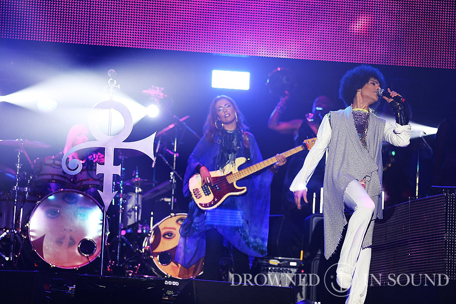 In Photos: Prince @ Essence Festival 2014 / In Depth