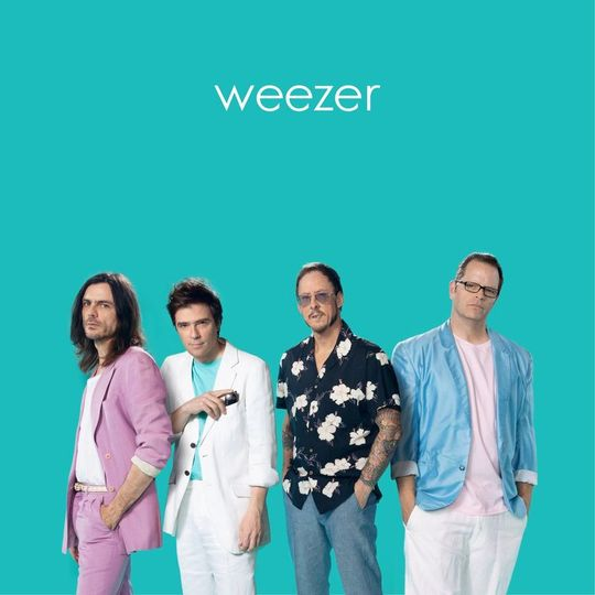 Album Review: Weezer - Weezer (Teal Album) / Releases