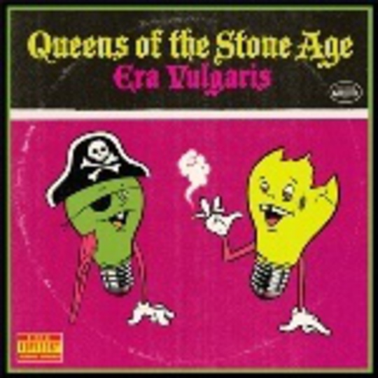 7d3adf81a Album Review: Queens of The Stone Age - Era Vulgaris / Releases ...