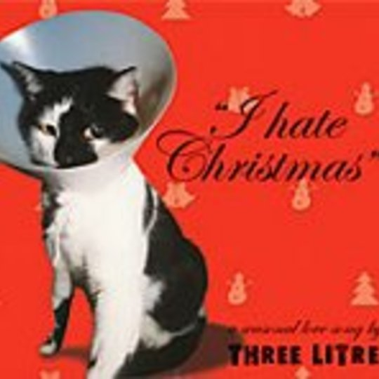 I Hate Christmas.Single Review Three Litre I Hate Christmas Releases