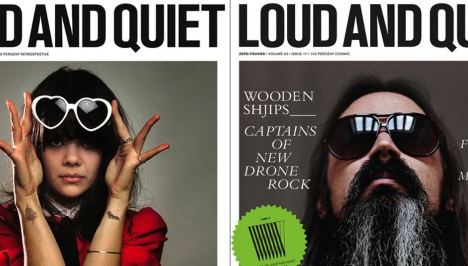 Stack chats with Loud and Quiet about being a free music magazine