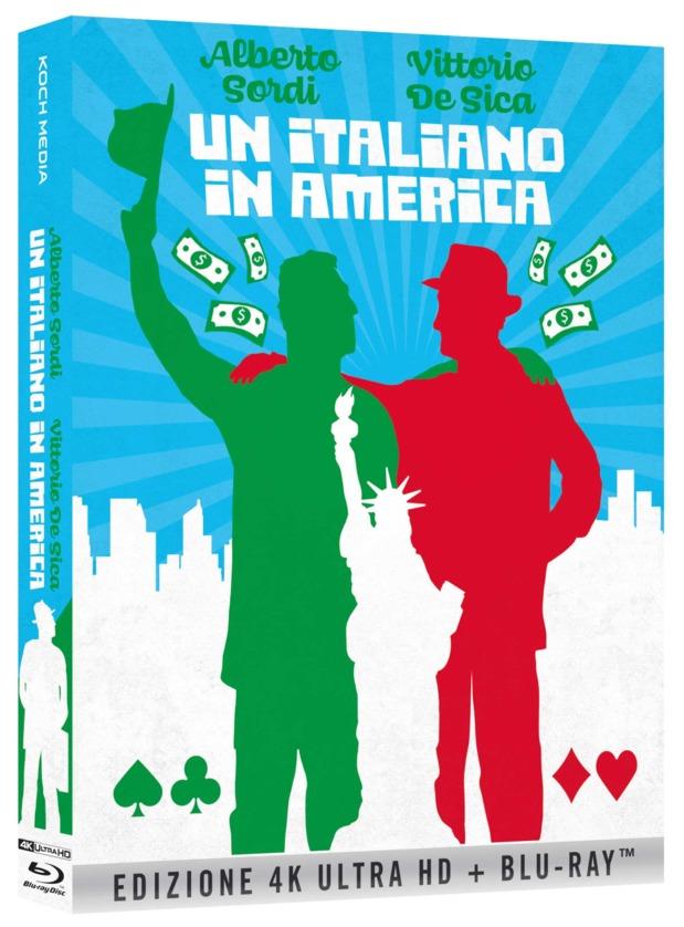 Un Italiano In America (4K+Br)