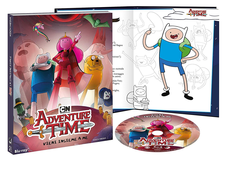 Adventure Time - Vieni Insieme A Me
