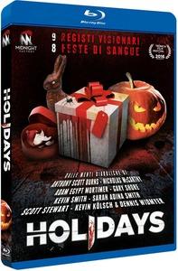 081434-Holidays-Blu-Ray-x-1-Nuevo-Importacion-italiana