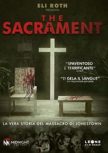 2226029-The-Sacrament-DVD-x-1-Edicion-Italiana miniatura 1