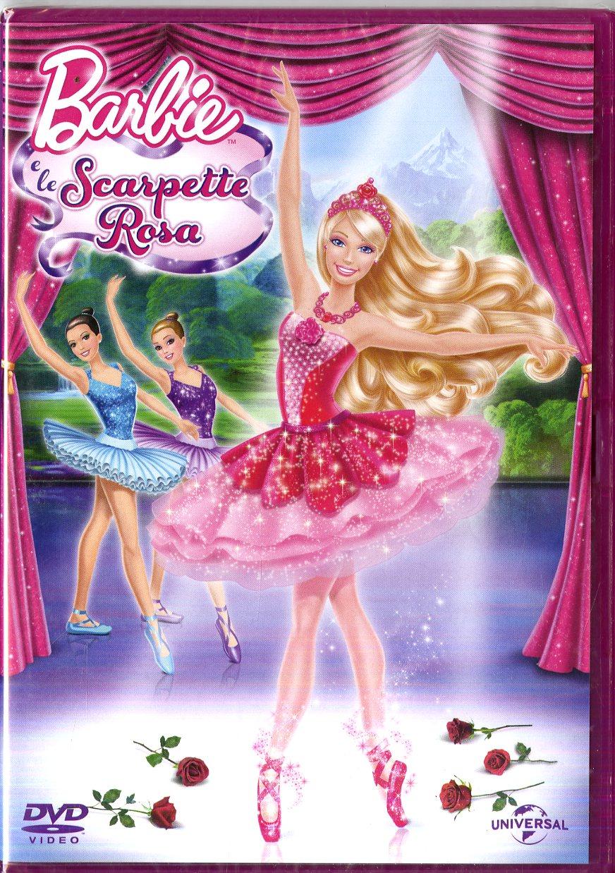 Cartone Animato Barbie E Le Scarpette Rosa Trovacd