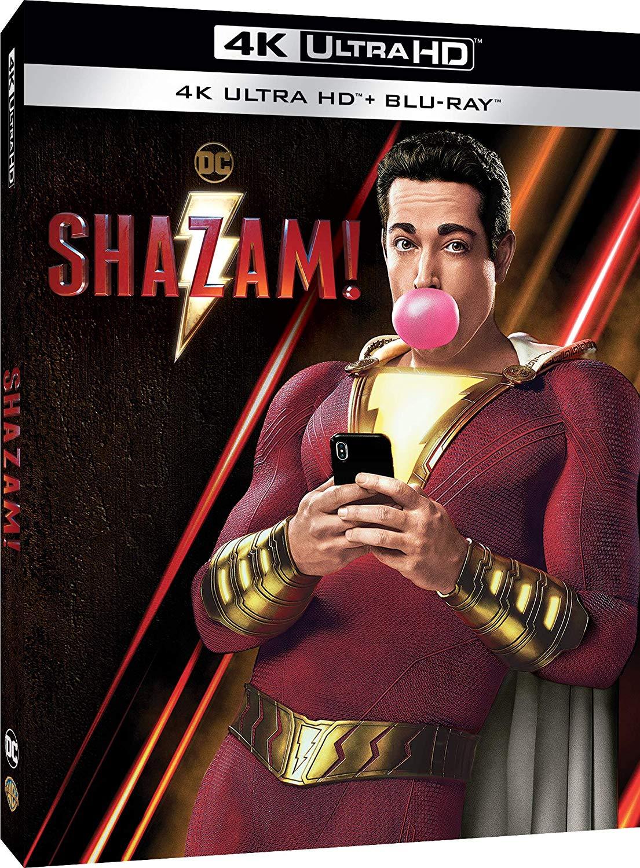 Shazam! (4K+Br)
