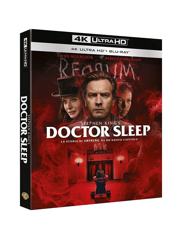 Doctor Sleep (4K+Br)
