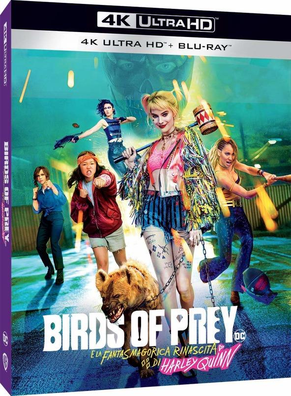 Birds Of Prey (4K+Br)