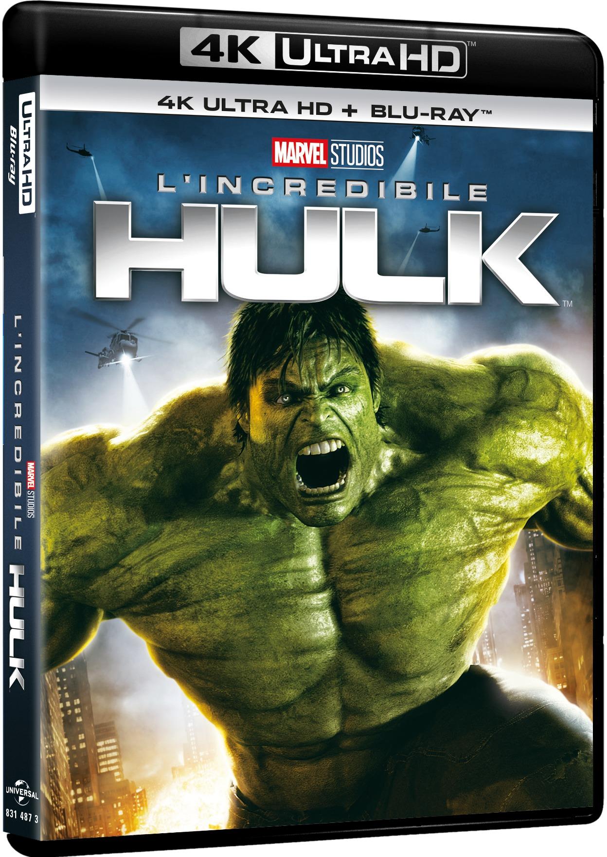 L'Incredibile Hulk (4K+Br)