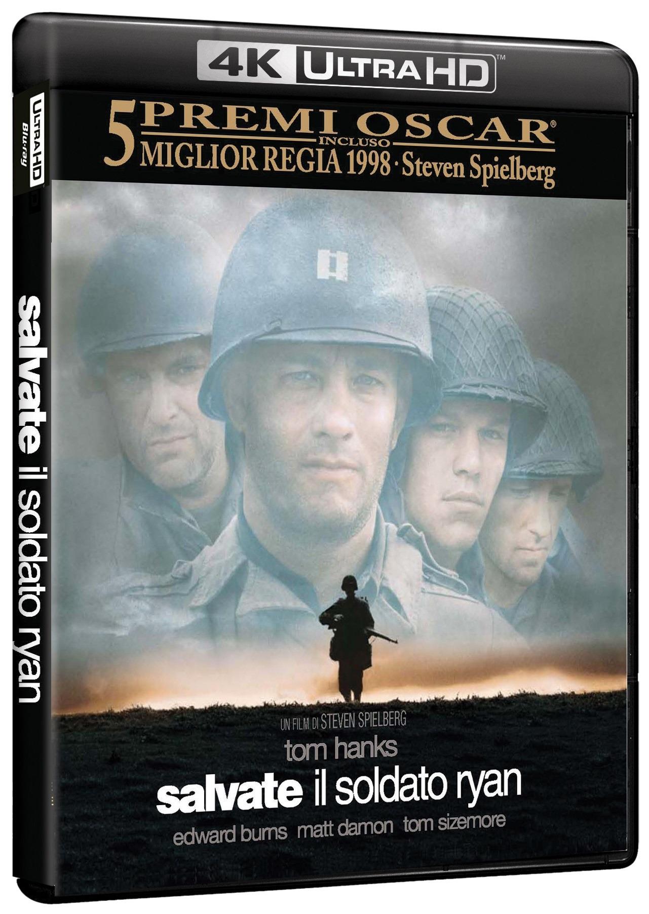 Salvate Il Soldato Ryan (4K+Br)