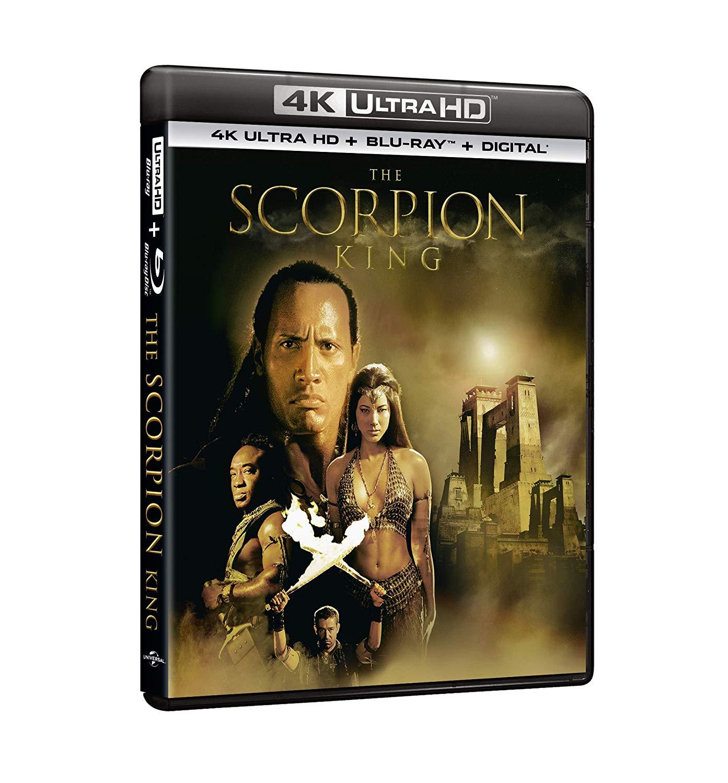Il Re Scorpione (4K+Br)