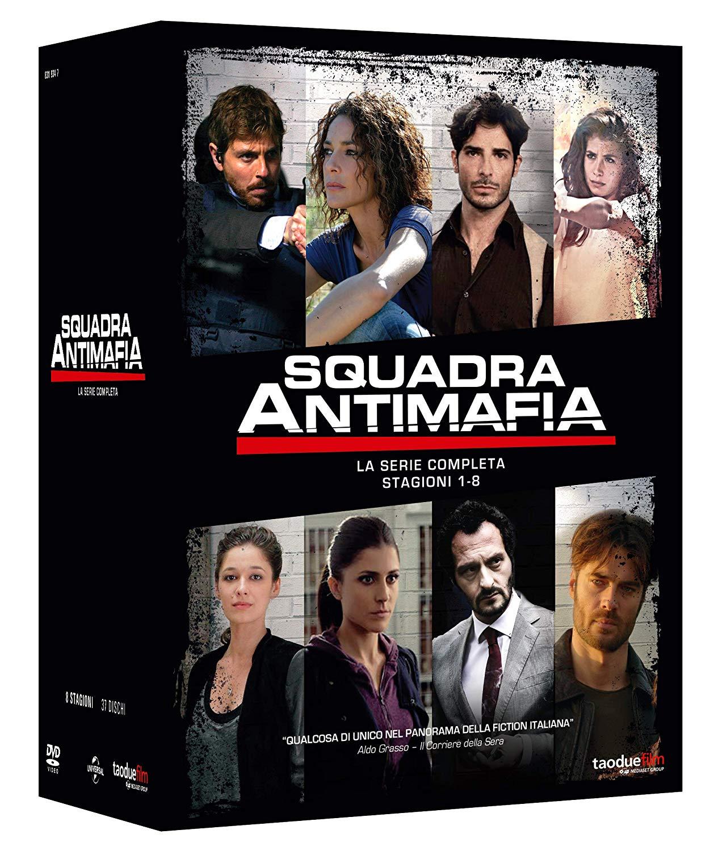 2356548-Squadra-Antimafia-Coll-Compl-St-1-8-Box-37-Dv-DVD-x-37-Importaci