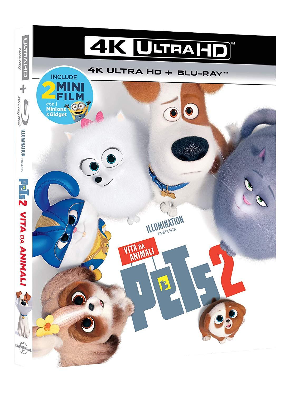 Pets 2 - Vita Da Animali (4K+Br)