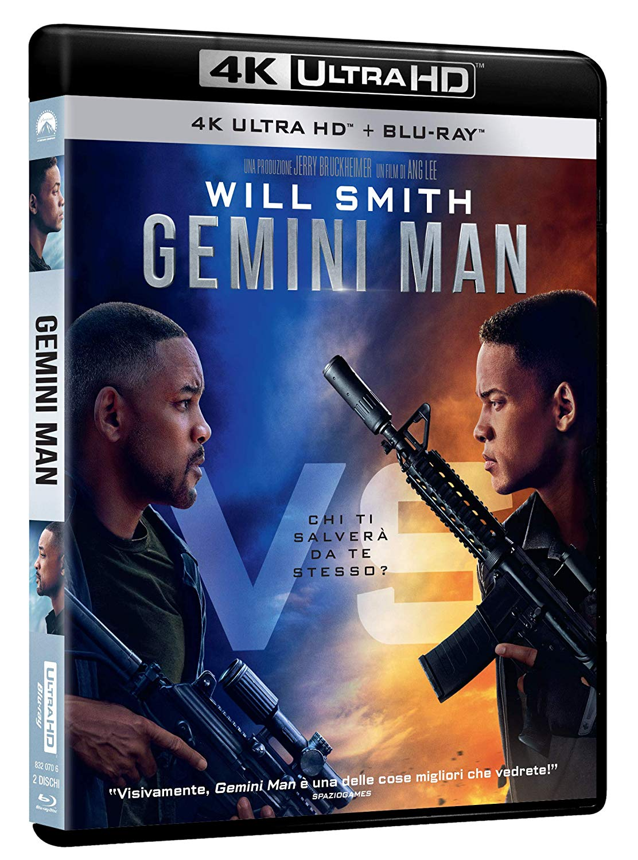 Gemini Man (4K+Br)