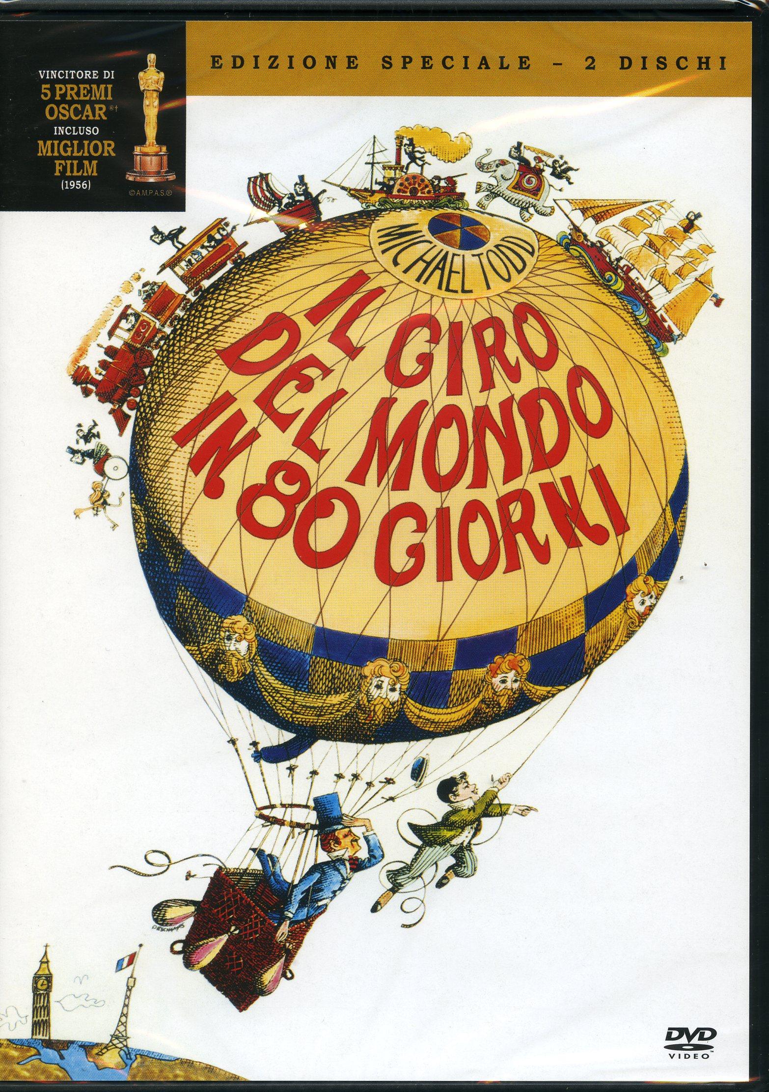 Il Giro Del Mondo In 80 Giorni (1956)