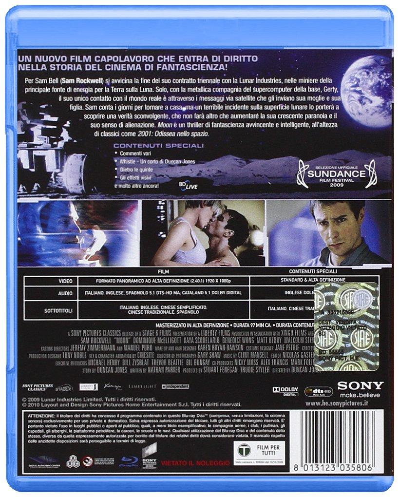 081434-Moon-Blu-Ray-x-1-Edition-Italienne miniature 2