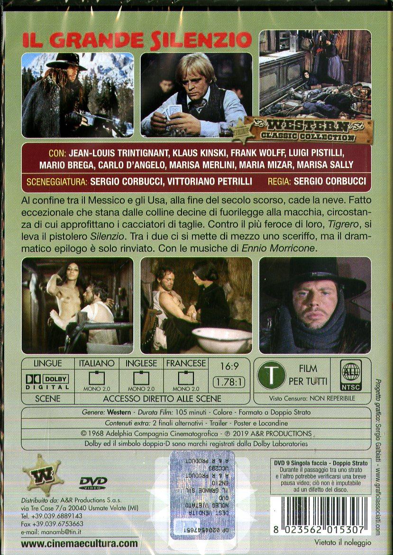 1935015-Il-Grande-Silenzio-1968-DVD-x-1-Sigillato miniatura 2