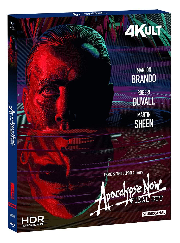 Apocalypse Now Final Cut ''4Kult'' Digipack Ltd (4K+Br+Br Apocalypse Now 1979+Br R