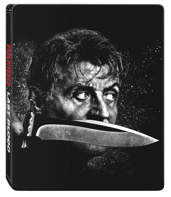 Rambo: Last Blood - Steelbook (4K+Br)
