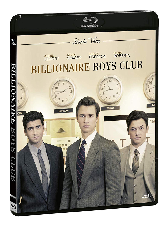 Billionaire Boys Club Combo ( Br+Dv) ''Storia Vera''