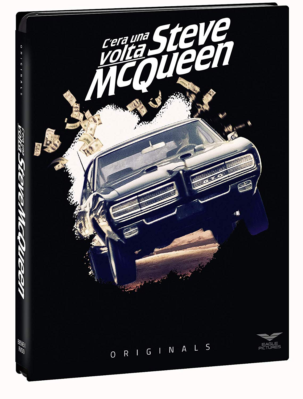 C'Era Una Volta Steve Mcqueen ''Originals'' Combo (Br+Dv)