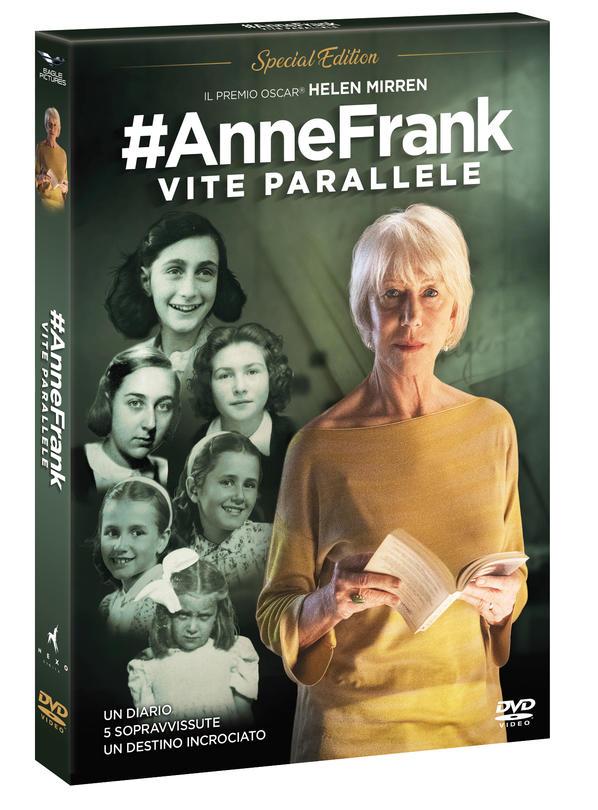 #Anne Frank. Vite Parallele (Spec.Ed.+Booklet)