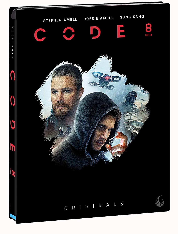 Code 8 ''Originals'' Combo (Br+Dv)