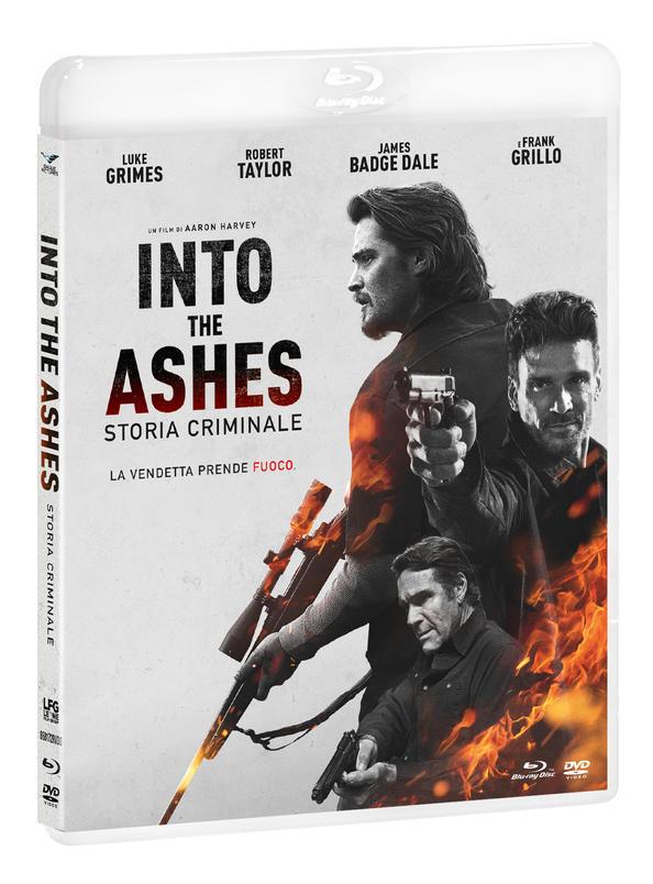 Into The Ashes - Storia Criminale Combo (Br+Dv)